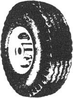 Pneumatic PN Cart Wheel